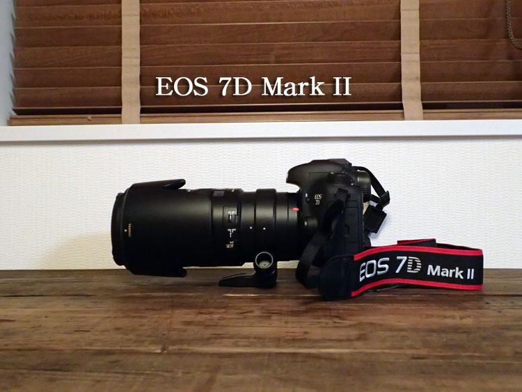 キャノン EOS 7D Mark II