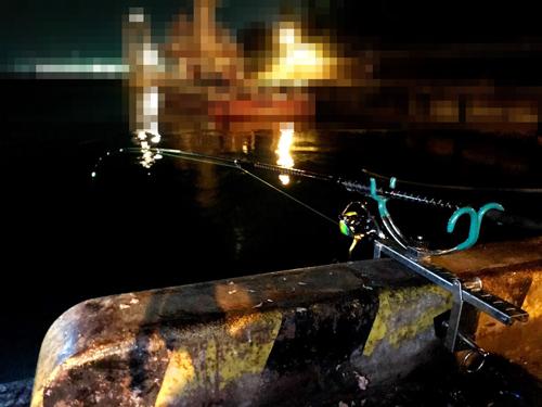 鹿島港夜の画像