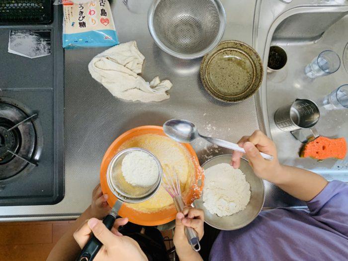 手作りミルクレープ1